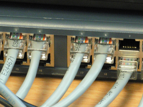 image of network switch