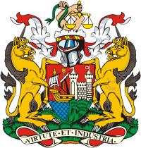 Coat of arms - Bristol City Council