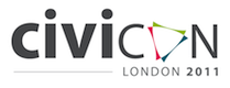 logo for Civicon London 2011