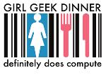 Girl Geek Dinners logo