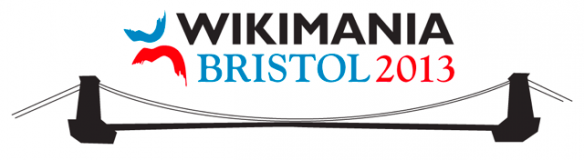 wikimania bristol 2013 bid logo