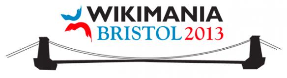wikimania bristol 2013 bid logo