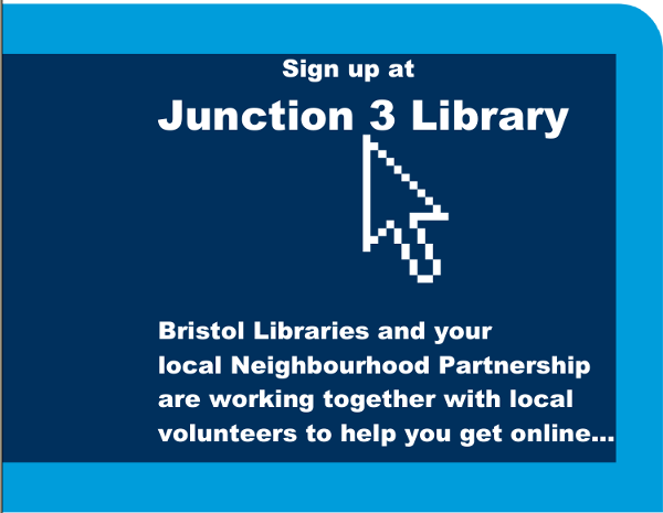 get online with Bristol Libraries and your local Neighbourhood Partnership