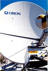 satellite antenna for internet access