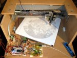 home-made plotter