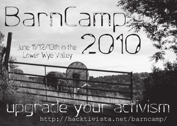 BarnCamp 2010 flyer