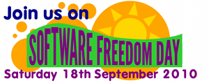 Join us for Software Freedom Day
