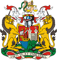 Coat of arms - Bristol City Council