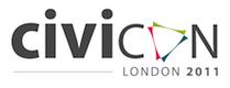 logo for Civicon London 2011