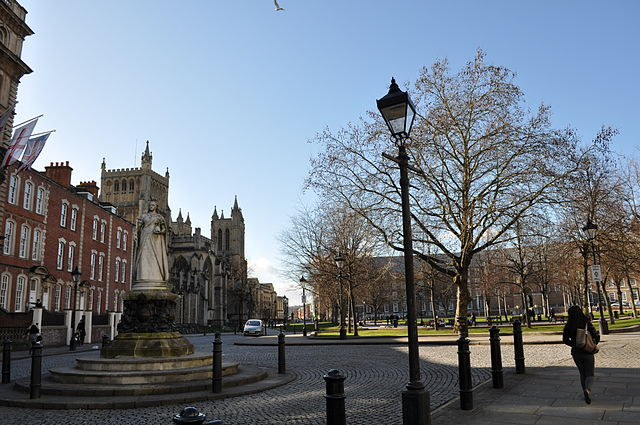 College Green Bristol