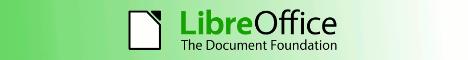 LibreOffice banner
