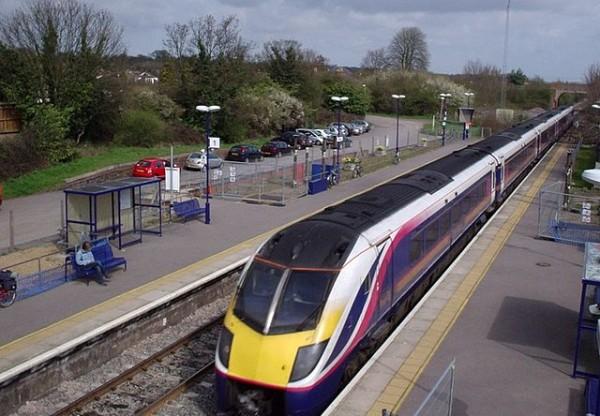 FGW Class 180 train