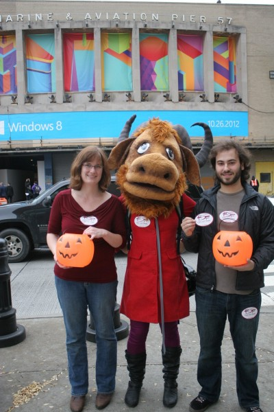 Windows 8? We've got GNUs for you!