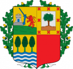 Basque government coat of arms