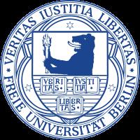 Seal of Free University of Berlin