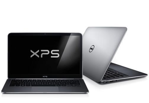 image of Dell XPS 13 laptop