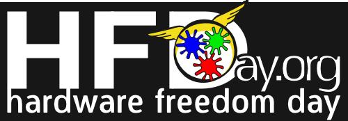 Hardware Freedom Day logo