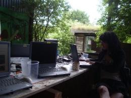 image of barncamper