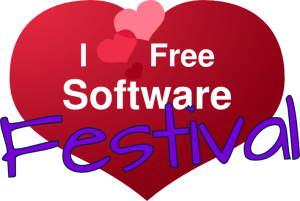 free software festival logo