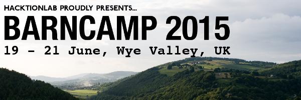 Barncamp 2015 publicity