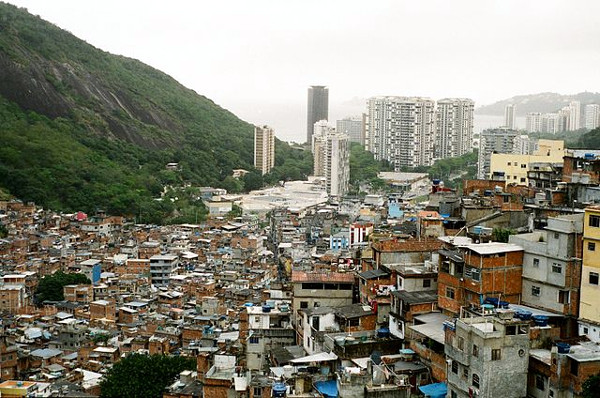 view of Rocinha