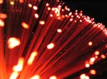 image of fibre-optic cable