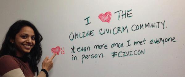 CiviCon publicity