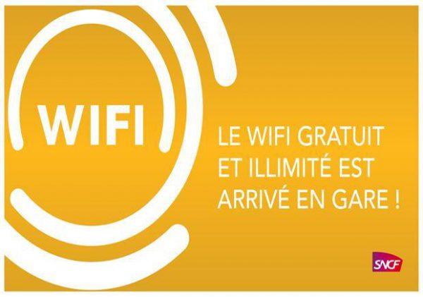 sncf wifi publicity